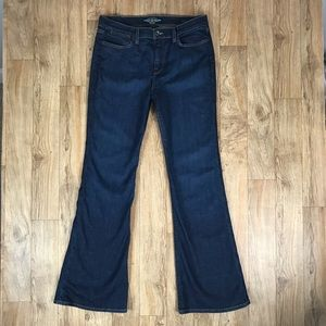 Lucky Brand Charlotte Kick Flare Jeans Size 14x32